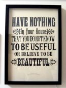 useful and beautiful